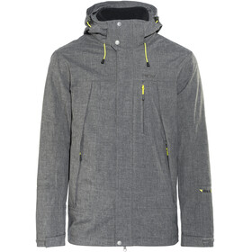 Meru Vättern Jacket Men grey